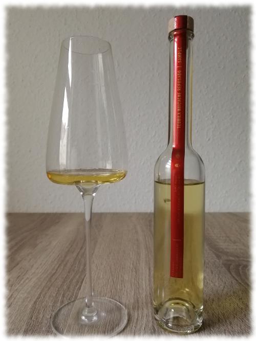 Huizache Tequila Reposado Glas