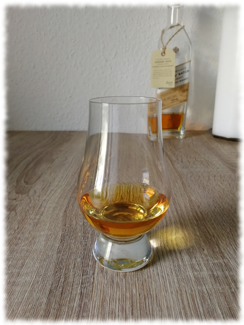 Johnnie Walker Blenders' Batch Espresso Roast Blended Scotch Whisky Glas
