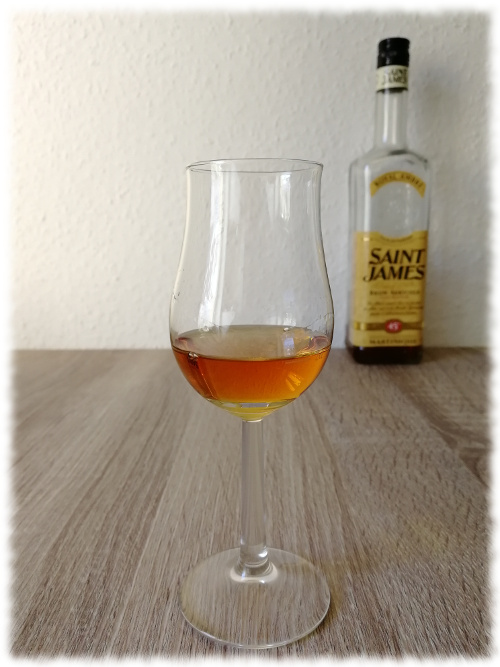 Saint James Royal Ambré Glas
