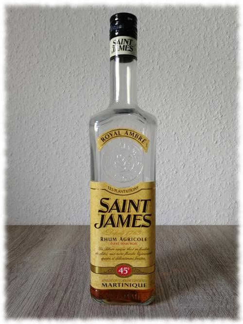 Saint James Royal Ambré Rhum Agricole