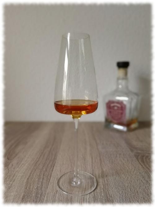 Jack Daniel's Single Barrel Rye Tennessee Whiskey Glas