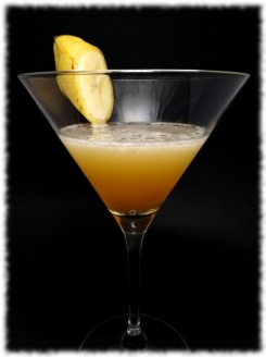 Banana Hammock Cocktail