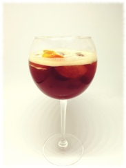 Beer Americano Cocktail