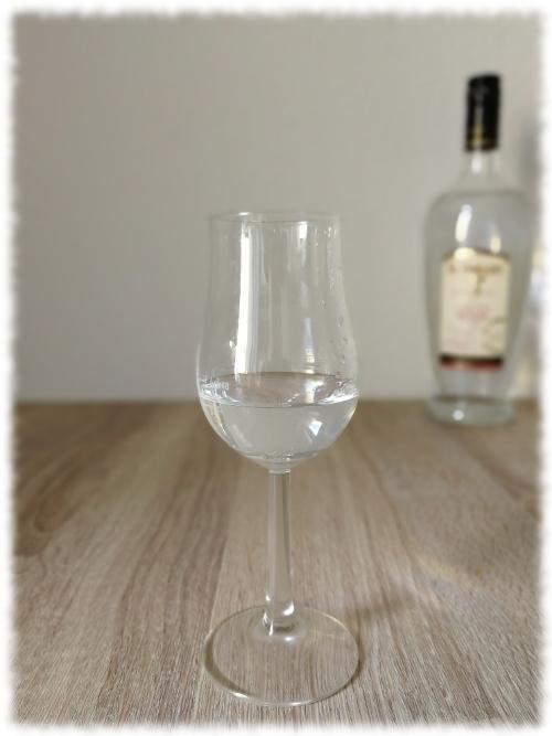 El Dorado Cask Aged 3 Years Demerara Rum Glas