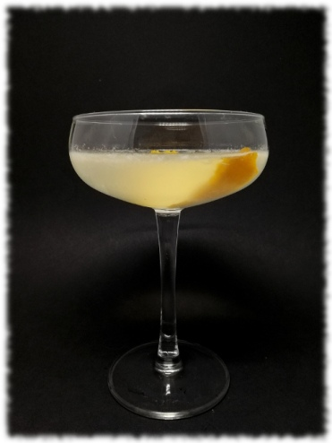 Sumo in a Sidecar Cocktail