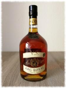 Aldi Arc Royal VS Cognac