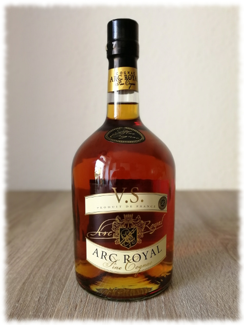 Aldi Arc Royal VS Cognac