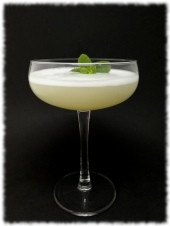 Fresh White Lady Cocktail