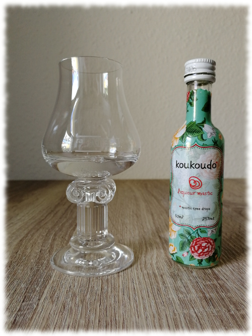 Koukoudo Mastic Liqueur
