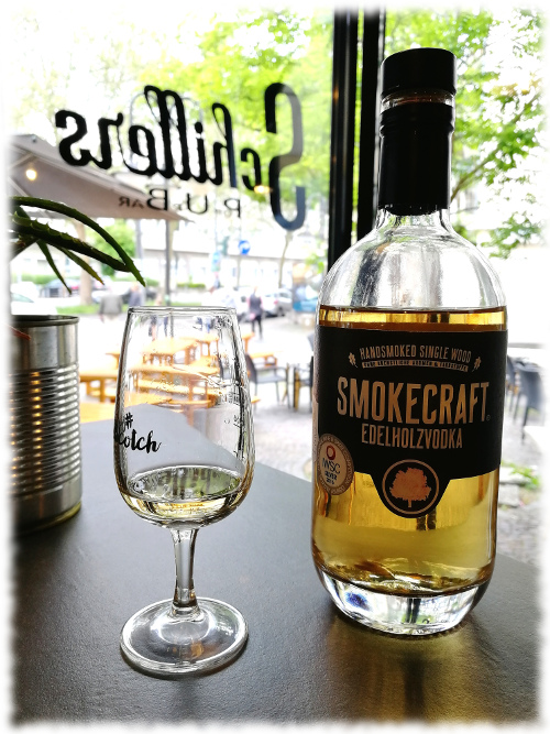 Smokecraft Edelholzvodka