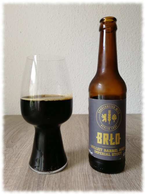 BRLO Bulleit Barrel Aged Imperial Stout