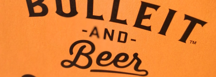 Bulleit and Beer Titel