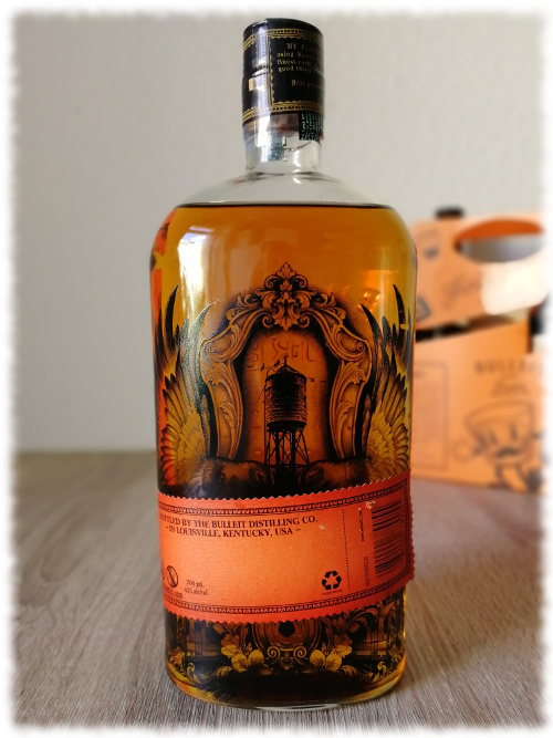 Bulleit Bourbon Tattoo Edition