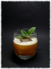 Japanese Fernet Cocktail