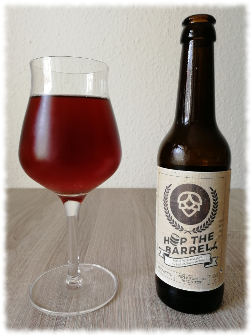 Landgang Hop the Barrel Barley Wine