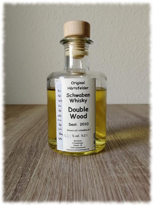 Original Härtsfelder Schwaben Whisky Double Wood