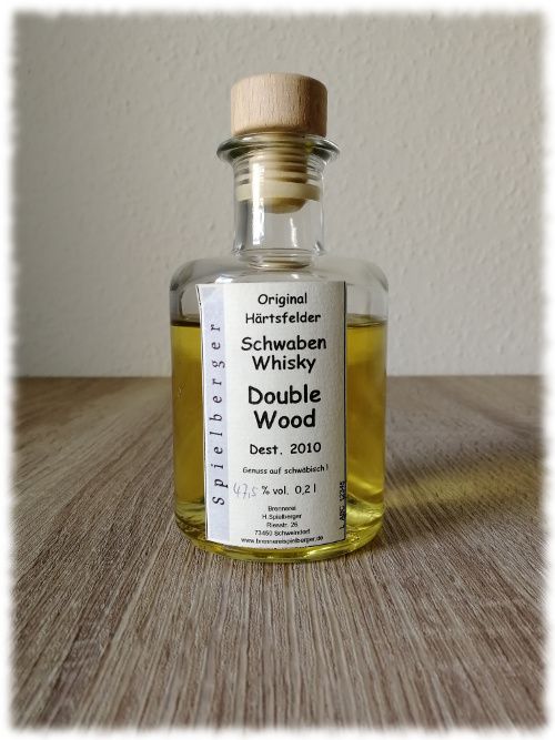 Original Härtsfelder Schwaben Whisky Double Wood