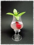 Rouzeberry Mint Cocktail
