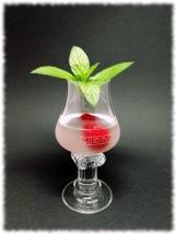 Rouzeberry Mint Cocktail