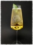 Sauternes Tonic Cocktail