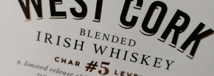 West Cork Blended Irish Whiskey Black Cask Titel