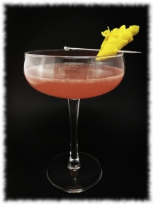 Jack Rose Cocktail