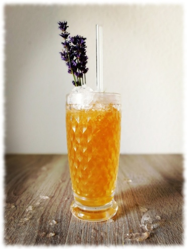 Kaiteur Swizzle Cocktail