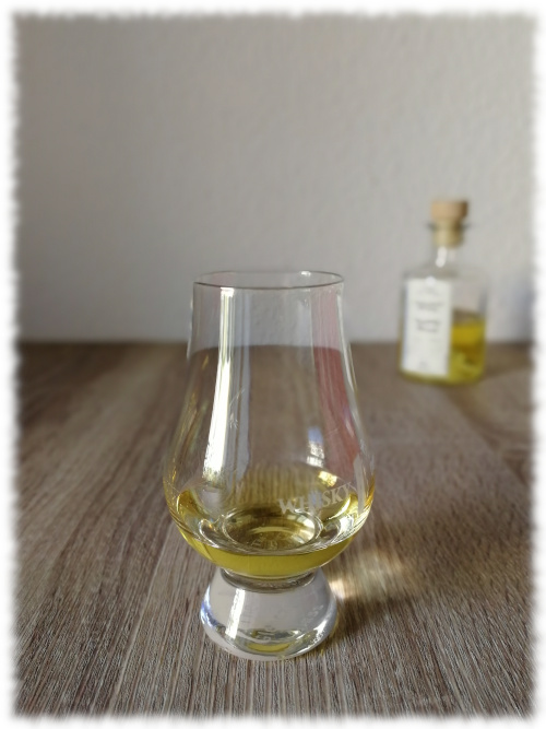 Spielberger Original Härtsfelder Schwaben Whisky Double Wood Glas