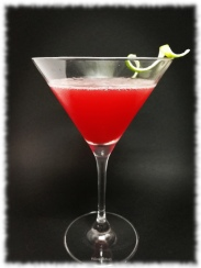 Wild Cosmo Cocktail