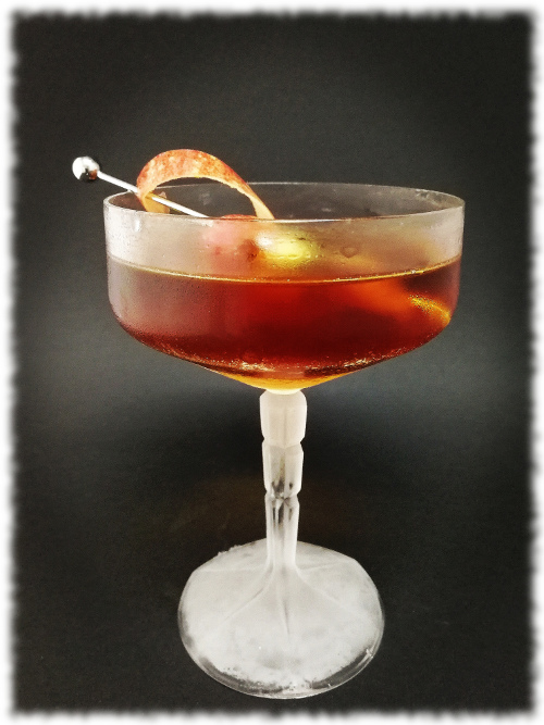Fallen Leaves Cocktail