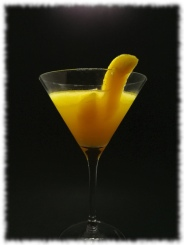 Apricot Mango Cocktail