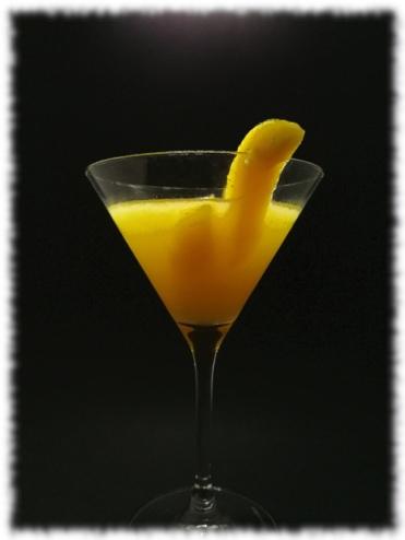 Apricot Mango Cocktail