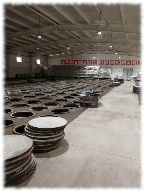 Spirits Selection 2019 - Besuch bei Redstar Fermentationsgruben klassisch