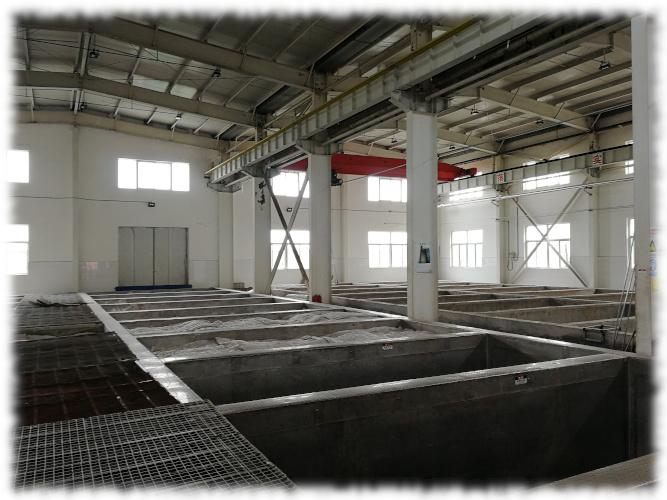 Spirits Selection 2019 - Besuch bei Redstar Fermentationsgruben modern