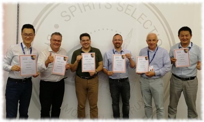 Spirits Selection 2019 - Jurymitglieder