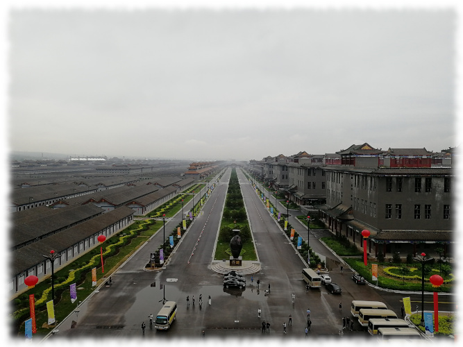 Spirits Selection 2019 - Xinghuacun Fenjiu Distillery Town