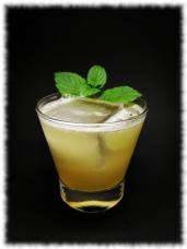 Baijiu Falls Cocktail