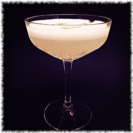 Banana Spider Cocktail