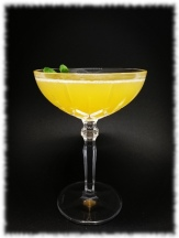 Rusty to the Core Cocktail
