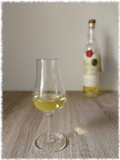 Grappa Nonino Barriques Aged Selection Glas