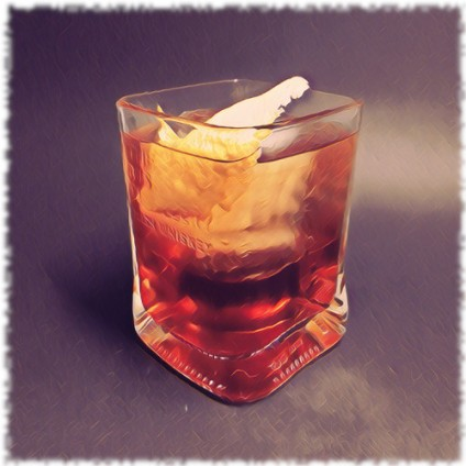 Mean Fiddler Cocktail