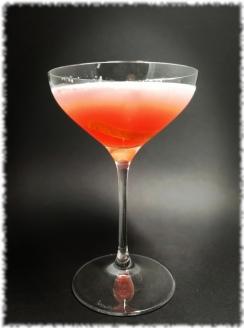 Rude Cosmopolitan Cocktail