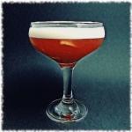 Grande Champagne Cosmo Cocktail