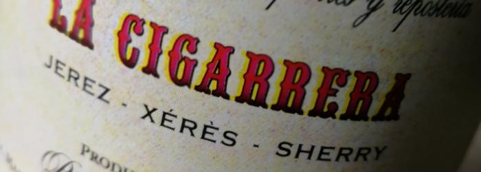 Bodegas La Cigarrera Pedro Ximénez Sherry Titel