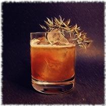 Harvest Sling Cocktail