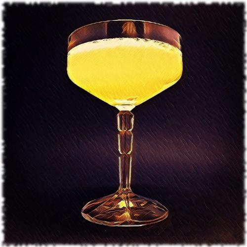 Irish Lullaby Cocktail