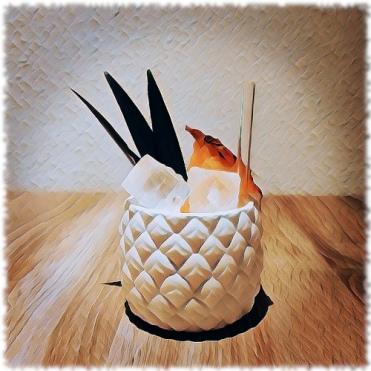 Pākē Wahine Cocktail