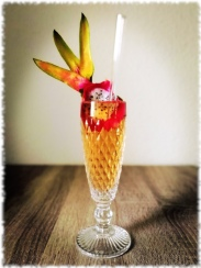 Dragon's Club Cocktail
