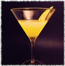 Indian Sunset Cocktail
