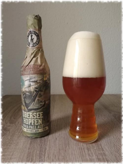 Rügener Insel-Brauerei Überseehopfen India Pale Ale